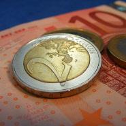 Geld Euro sparen