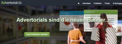 Advertorial.de