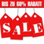 Rabatt Sale Gutscheine