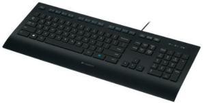 Tastatur für Office und Business mit Stil: Logitech K280e