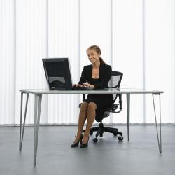 Raumfunktion und Büromöbel