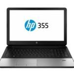 Business Notebook zum kleinen Preis: HP 355 G2 K7H45ES