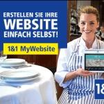 1&1 MyWebsite