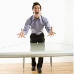Büro Hitze Stress Selbständig