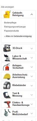 """Amazon bietet neuen """"Gewerbe, Industrie & Wissenschaft Shop"""" an"""
