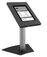 Tablet Halterungen von renkforce für den geschäftlichen Einsatz mit Diebstahlschutz, ideal für Messen, Verkaufsräume und mehr