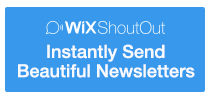 e-mail marketing mit wix shoutout