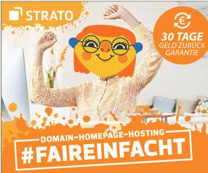Strato #FairEinfacht