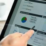 Online Marketing mit Tablet und PC