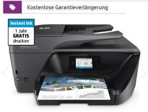 HP OfficeJet Pro 6970 All-in-One-Drucker inkl. kostenlose Garantieverlängerung für 3 Jahre und 1 Jahr Gratis drucken mit HP Instant Ink (bis zu 300 Seiten pro Monat)