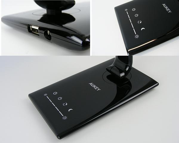 AUKEY LT-T10 Schreibtischlampe - Bedienung und Einstellung