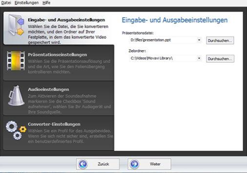 Powerpoint Dateien in HD Videos konvertieren