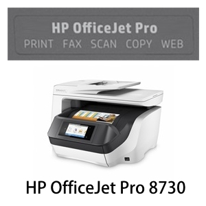HP OfficeJet Pro 8730 All-in-One-Drucker
