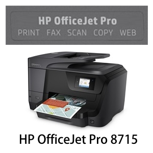 HP OfficeJet Pro 8715 All-in-One-Drucker