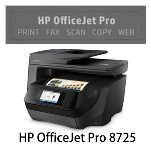 Multifunktionsdrucker HP OfficeJet Pro 8725
