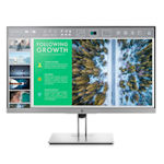 "HP EliteDisplay E243 mit 23.8"" MicroEdge Full-HD IPS-Display für Business Anwender"