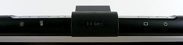 BenQ ScreenBar - Steuerung von Lichttemperatur und Lichttemperatur per Touch-Tasten