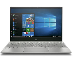 HP ENVY 13-ah0700ng - ultraliechtes Notebook mit Sure View Displayschutz