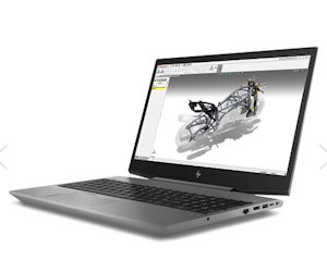 HP ZBook-15v G5 Mobile Workstation