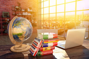 Sprache - Übersetzungen - international