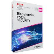 Bitdefender Total Security - Internet Sicherheit für Windows, Mac, iOS und Android