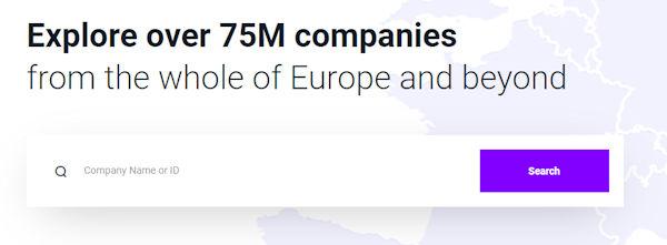 HitHorizons - Unternehmensdatenbank